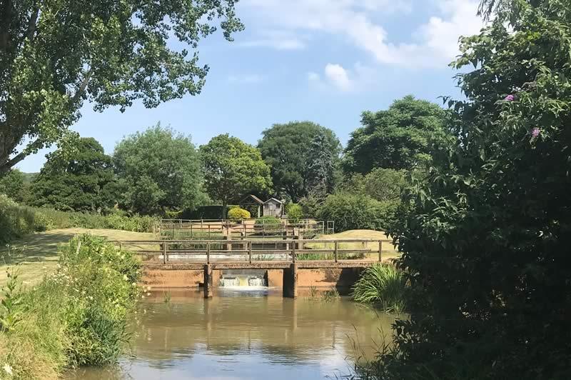 Alverstone Weir