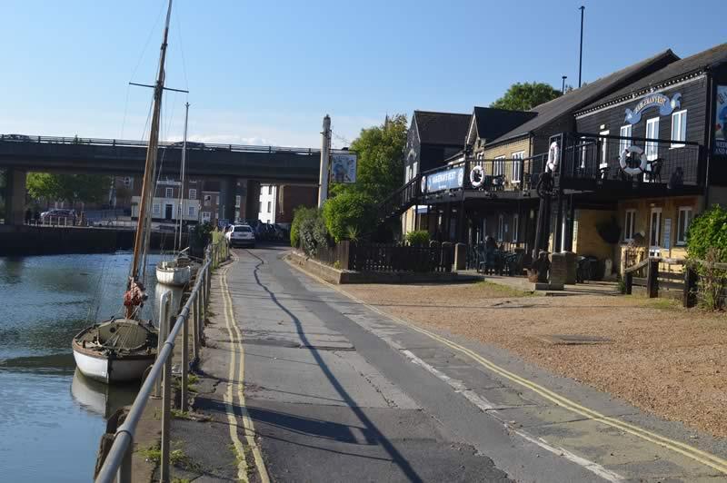 Bargeman's Rest, Newport.