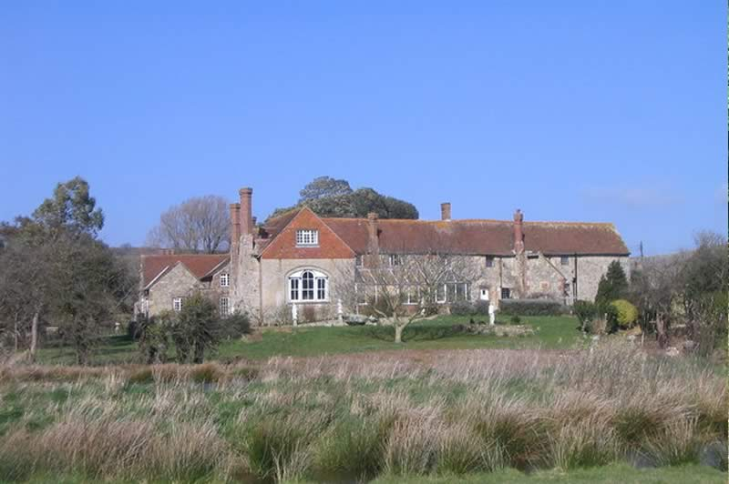 Haseley Manor, 14th century building.