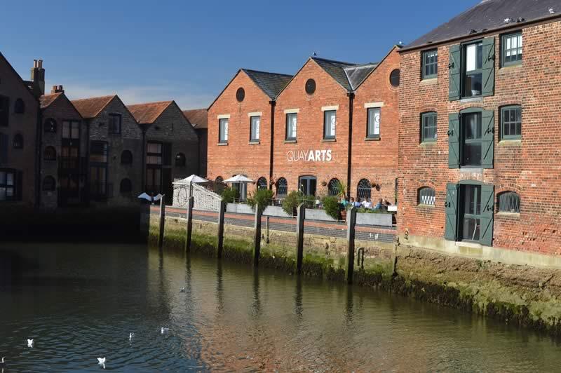 Quay Arts, Newport