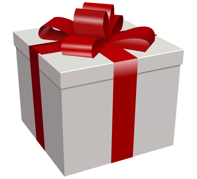 mystery gift prize draw