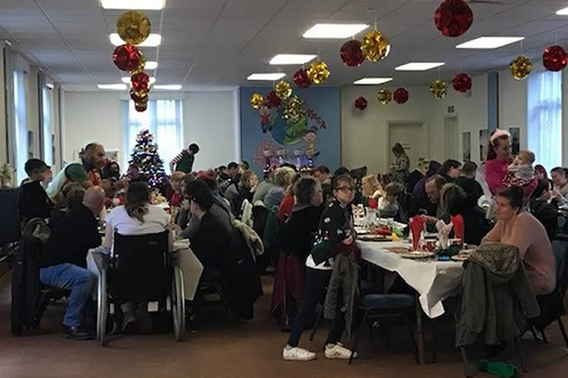 YMCA Young Carers' Christmas Party