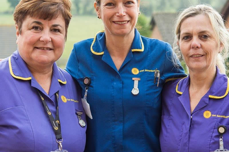 Mountbatten nurses