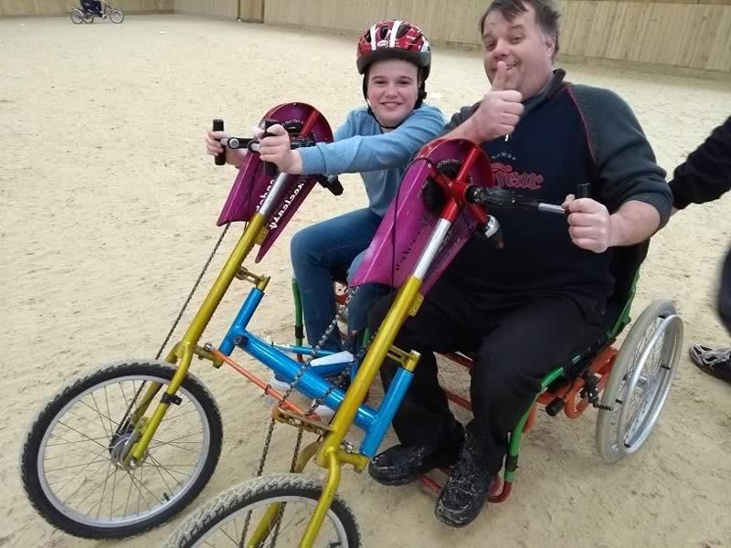Isle Access accessible bike