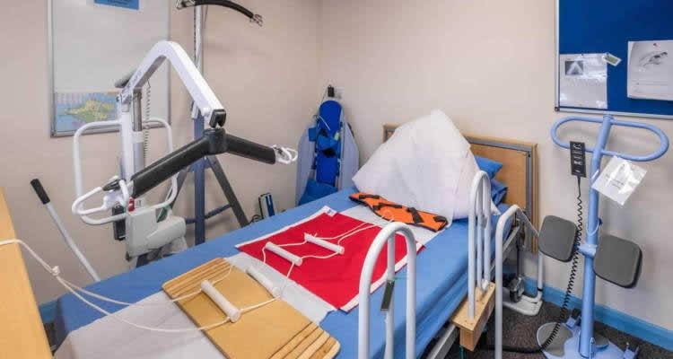 Demonstration equipment for independent living