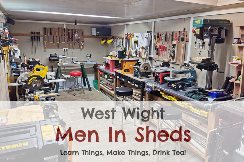 West Wight Men In Sheds