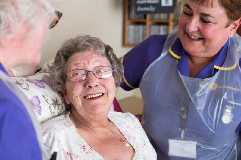 Mountbatten nurses