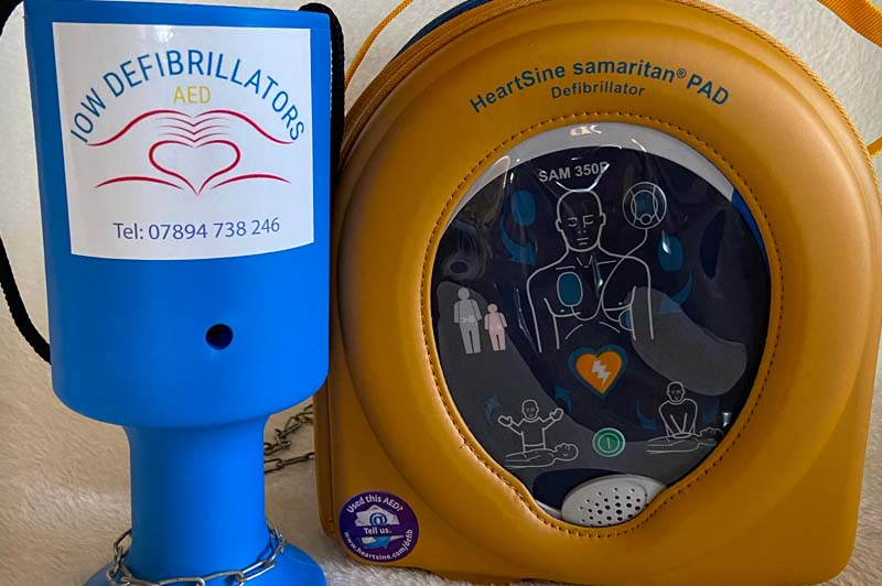IOW Defibrillators